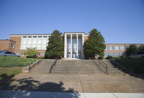 E.C. Glass High School